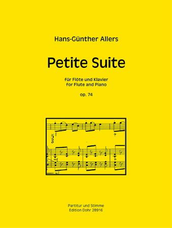 PETITE SUITE Op.74