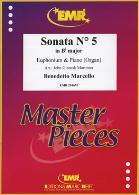 SONATA No.5 in Bb (original in C)
