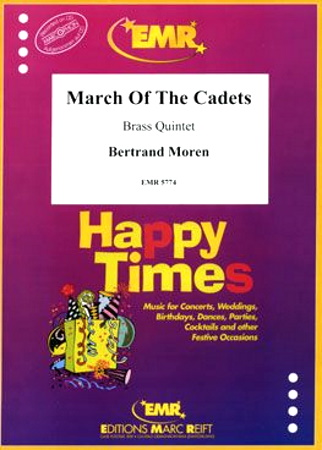 MARCH OF THE CADETS