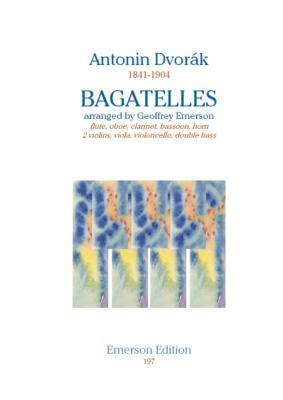 BAGATELLES (score & parts)