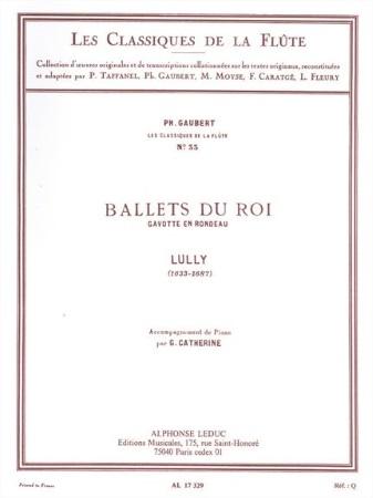 BALLETS DU ROI: Gavotte en Rondeau