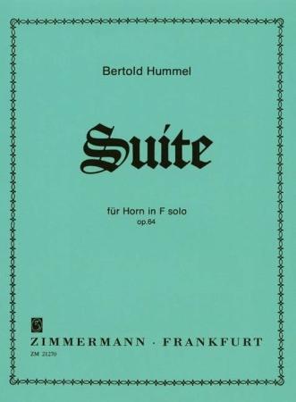 SUITE Op.64