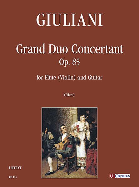GRAND DUO CONCERTANT Op.85