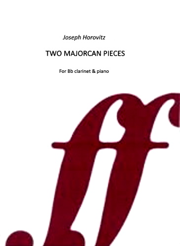 TWO MAJORCAN PIECES
