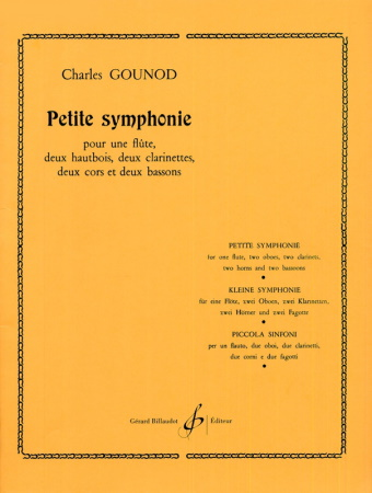 PETITE SYMPHONIE (set of parts)