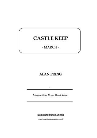 CASTLE KEEP MARCH (score & parts)