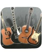 DRINKS COASTER Guitar Selection