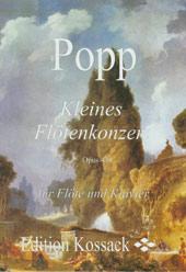 KLEINES FLOTENKONZERT Op.438