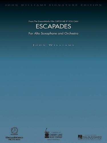 ESCAPADES (score & parts)