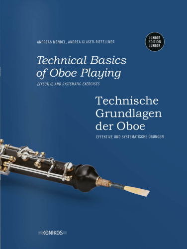 TECHNICAL BASICS OF OBOE PLAYING Junior Edition