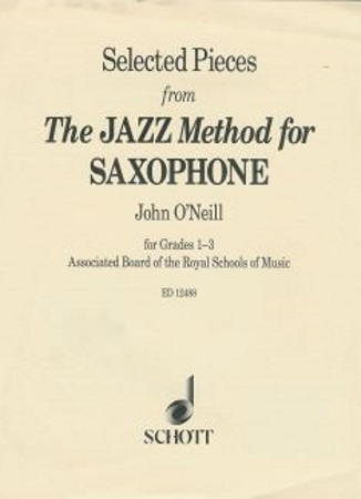 SELECTED PIECES from The Jazz Method