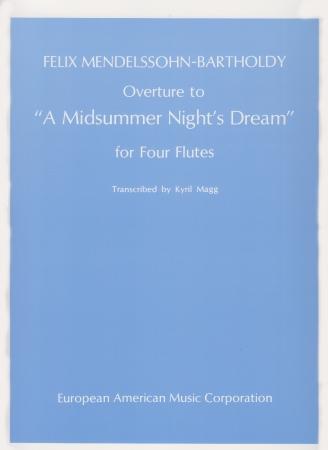 OVERTURE 'A Midsummer Night's Dream'