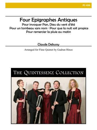 FOUR EPIGRAPHES ANTIQUES