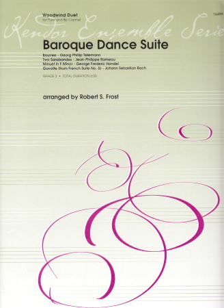BAROQUE DANCE SUITE