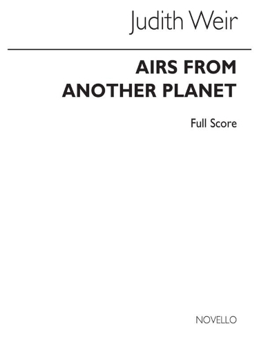AIRS FROM ANOTHER PLANET (score)