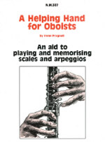 A HELPING HAND FOR OBOISTS