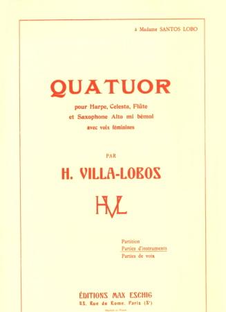 QUATUOR set of parts