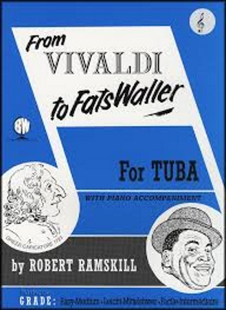 FROM VIVALDI TO FATS WALLER (treble clef)