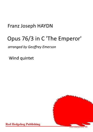 OPUS 76/3 in C (the 'Emperor')