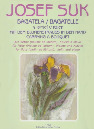 BAGATELLE 'Carrying a Bouquet'