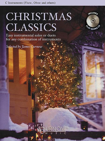 CHRISTMAS CLASSICS + CD piano accompaniment