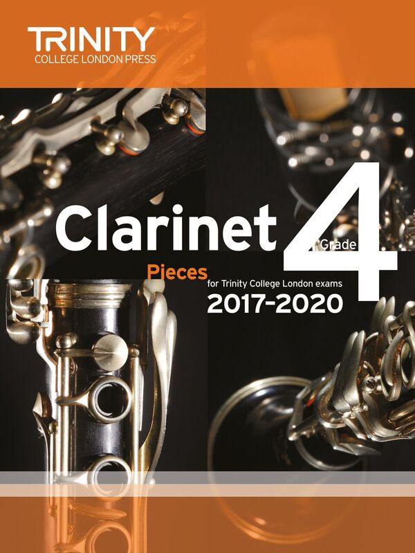 CLARINET PIECES 2017-2020 Grade 4 (score & part)