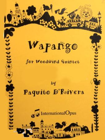 WAPANGO (score & parts)