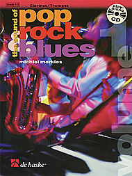 THE SOUND OF POP, ROCK & BLUES 1 + CD