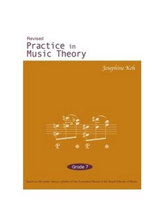 PRACTICE IN MUSIC THEORY Grade 7