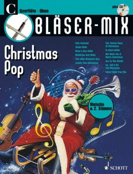 BLASER-MIX Christmas Pop + CD
