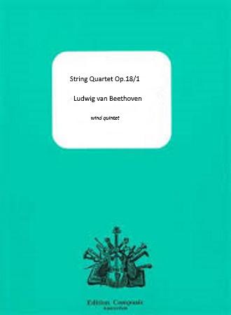 STRING QUARTET Op. 18, No. 1