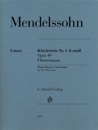 PIANO TRIO Op.49 Flute part