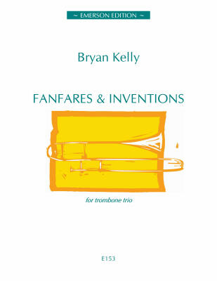 FANFARES AND INVENTIONS (set of parts)
