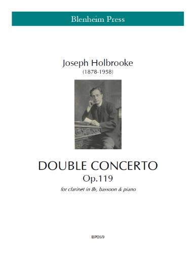 DOUBLE CONCERTO Op.119