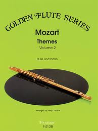 MOZART THEMES Volume 2
