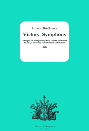 VICTORY SYMPHONY (score & parts)