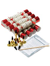CHRISTMAS CRACKERS Concerto (Red - Box of 8)