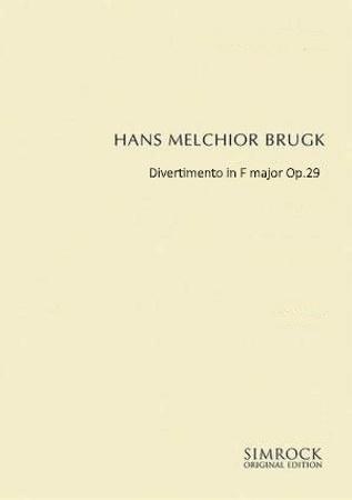 DIVERTIMENTO in F major Op.29