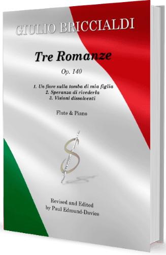 TRE ROMANZE Op.140