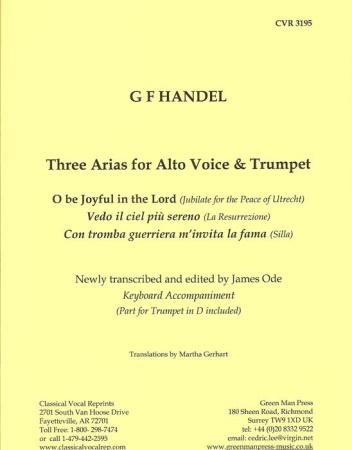 THREE ARIAS