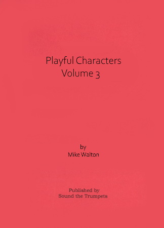 PLAYFUL CHARACTERS Volume 3