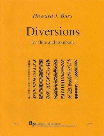 DIVERSIONS score & parts