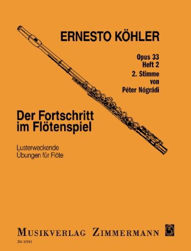 THE FLAUTIST'S PROGRESS Op.33 Volume 2