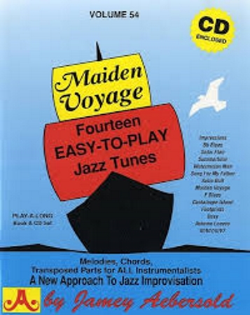 MAIDEN VOYAGE Volume 54 + CD