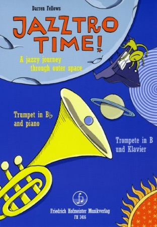 JAZZTRO TIME! A Jazzy Journey Through Outer Space