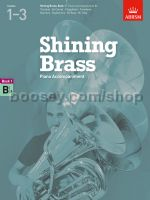 SHINING BRASS Book 1 Piano Accompaniment for Bb Instruments