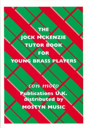 THE JOCK MCKENZIE TUTOR Book 1 (treble clef)