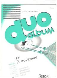 DUO ALBUM FOR TWO TROMBONES