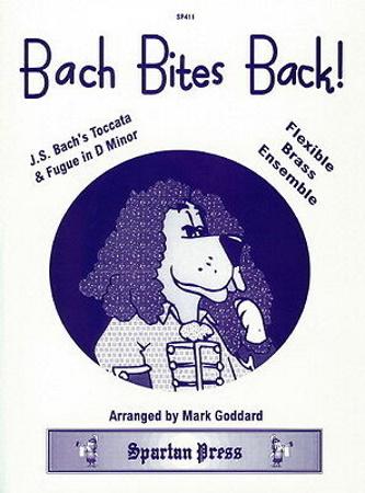 BACH BITES BACK! (brass
