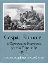 6 CAPRICES or EXERCISES